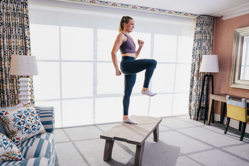 Third Space The Hotel Room Workout | In The Ham Yard Hotel Soho