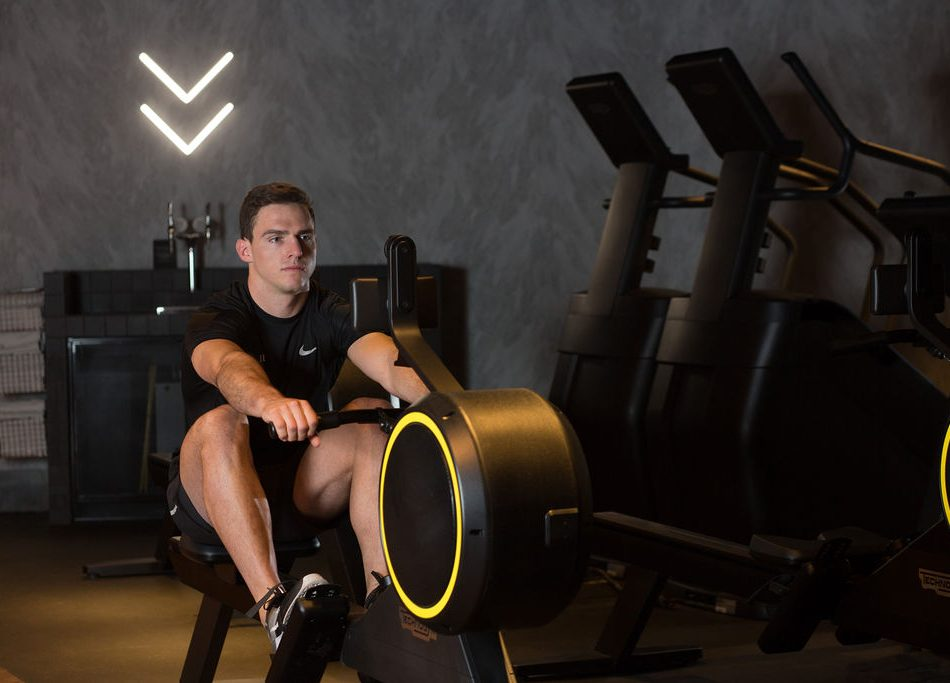 Third Space Technogym Rowing