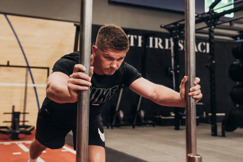 Can You Handle Owen Farrell's Workout? Third Space
