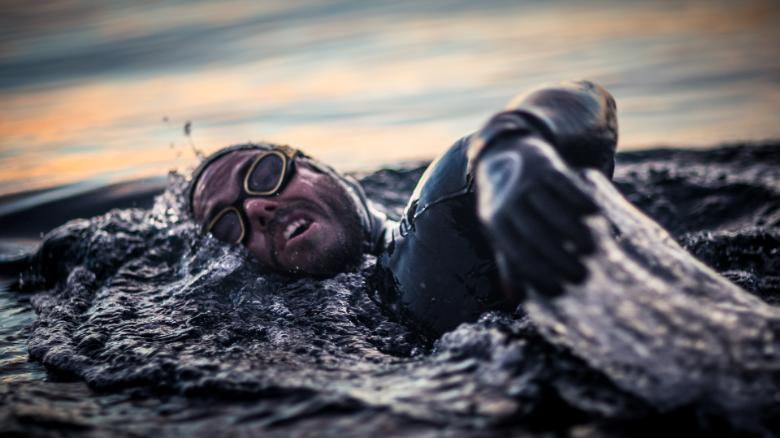 Third Space Long Distance Swimming With World Record Holder Ross Edgley