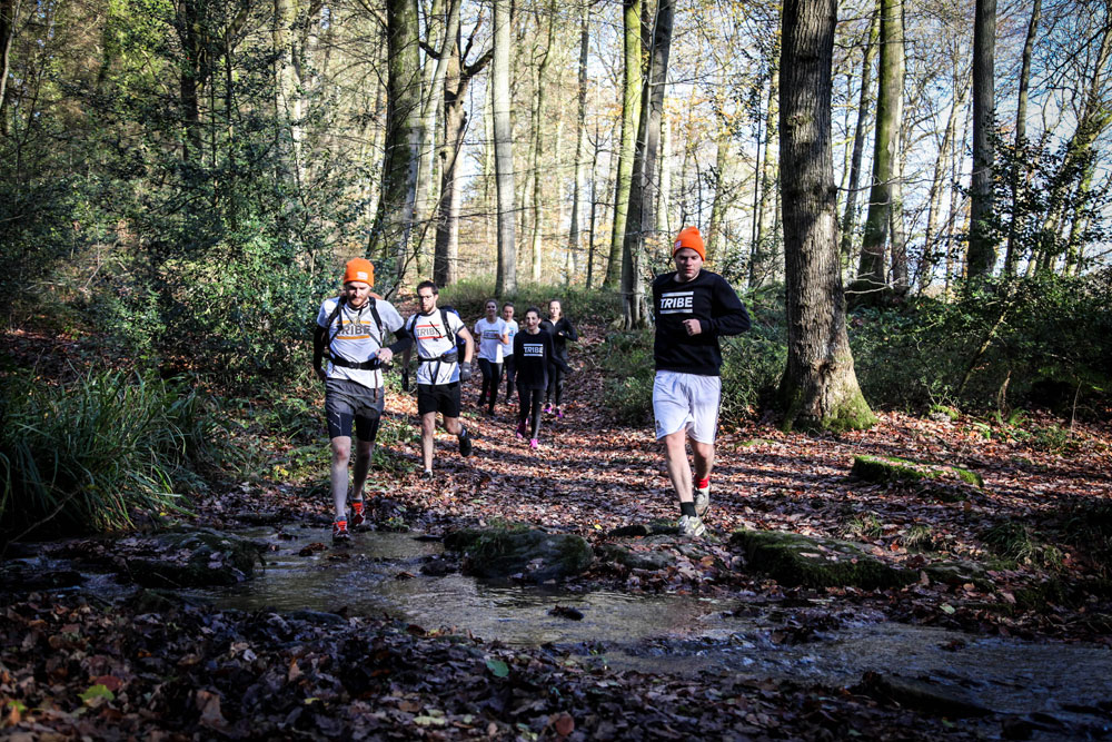 Tribe extreme running